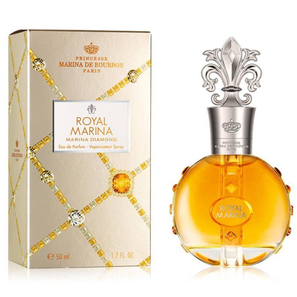 WOMENS FRAGRANCES - Royal Marina Diamond Princesse 3.4 Oz EDP For Women