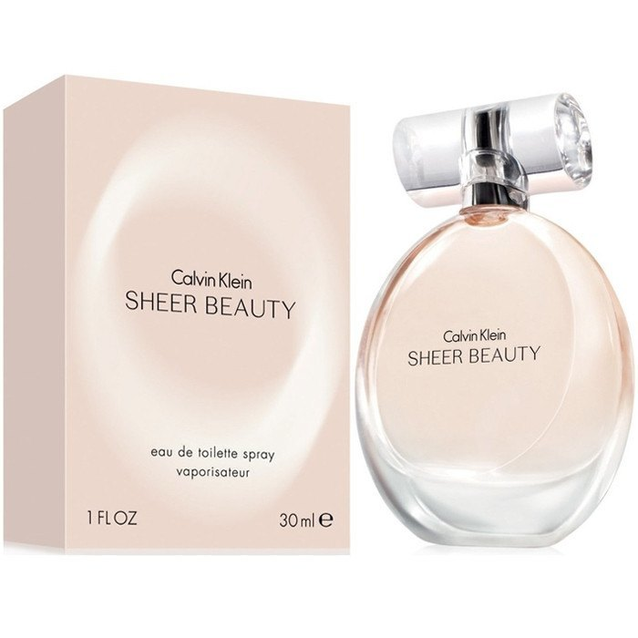 WOMENS FRAGRANCES - Sheer Beauty 3.4 Oz EDT For Women