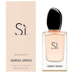 WOMENS FRAGRANCES - Si 3.4 Oz EDP For Women