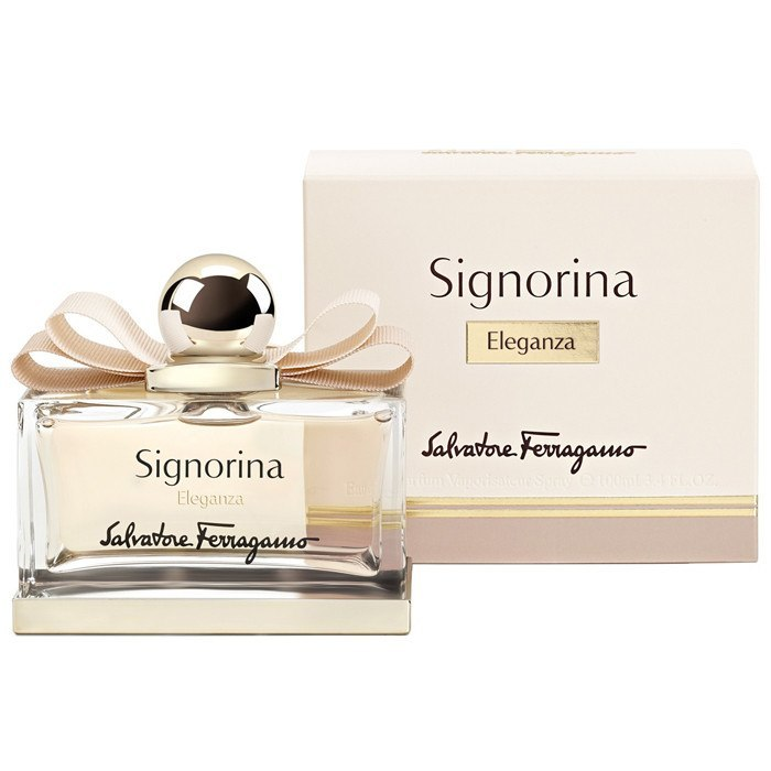 WOMENS FRAGRANCES - Signorina Eleganza 3.4 EDP For Women