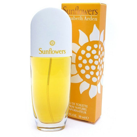 WOMENS FRAGRANCES - Sunflowers 3.3 Oz EDT For Women