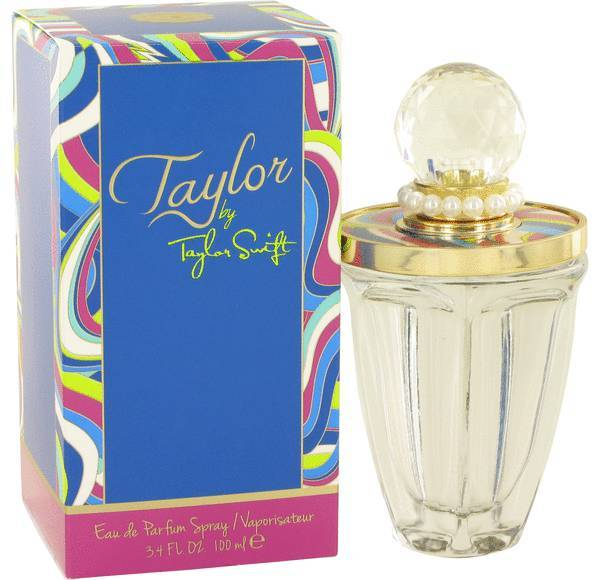 WOMENS FRAGRANCES - Taylor 3.4 EDP For Women