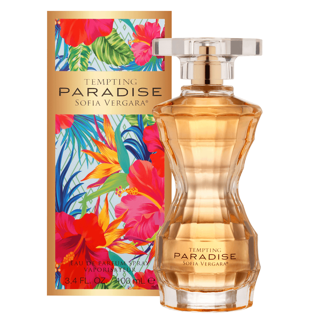 WOMENS FRAGRANCES - Tempting Paradise By Sofia Vergara 3.4 Oz EDP For Women