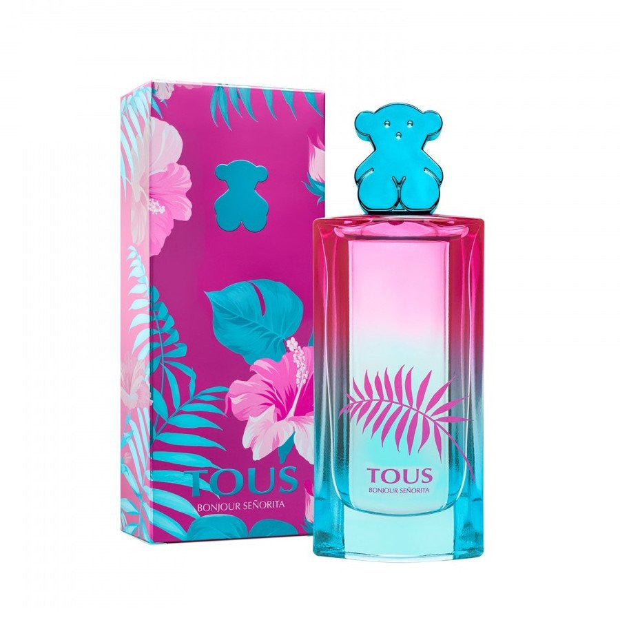 WOMENS FRAGRANCES - Tous Bonjour Senorita 3.0 Oz EDT For Women