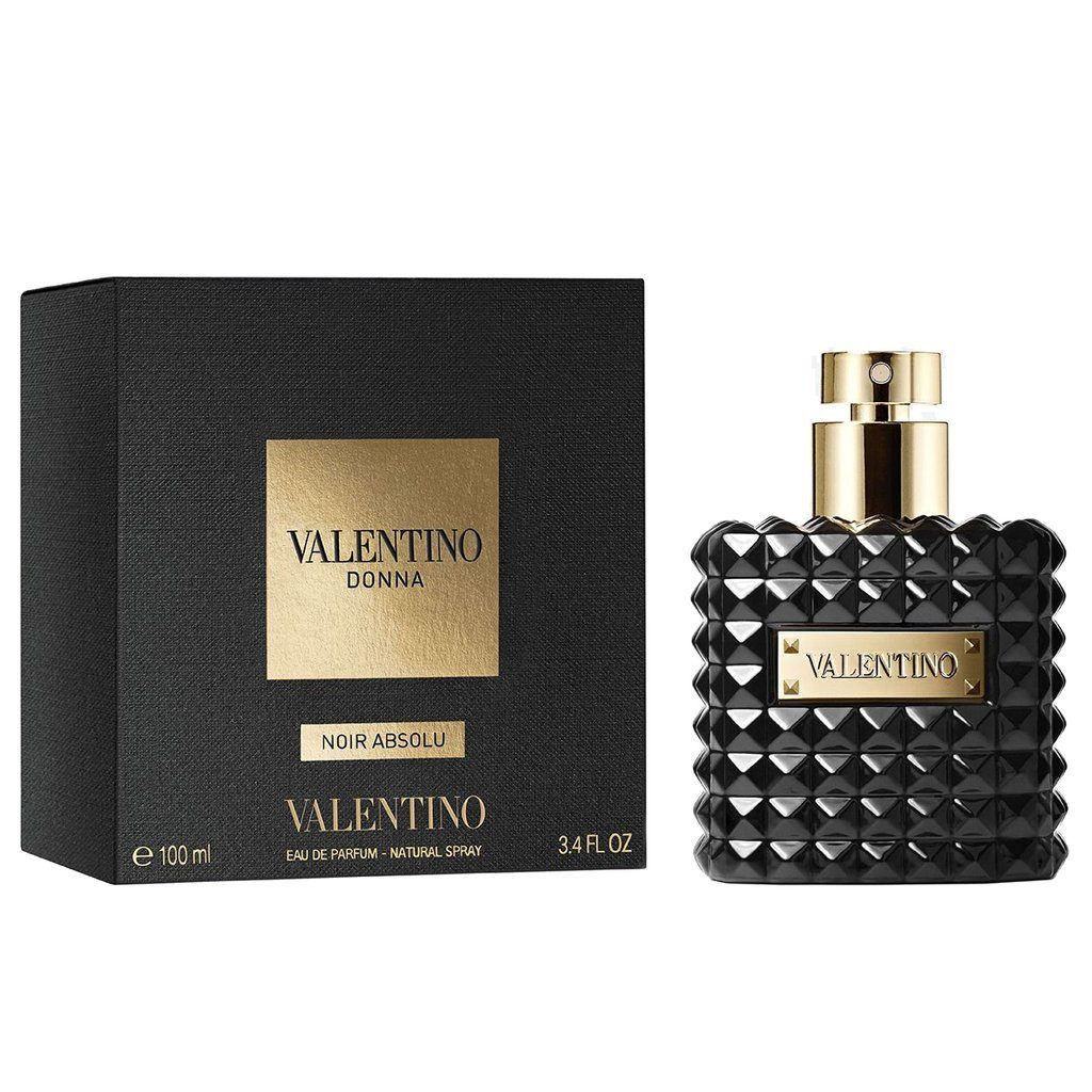 WOMENS FRAGRANCES - Valentino Donna Noir Absolu 3.4 Oz EDP For Women