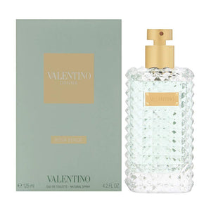 WOMENS FRAGRANCES - Valentino Donna Rosa Verde 4.2 Oz EDT For Women