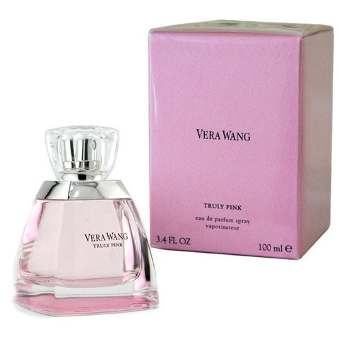 Vera Wang Truly Pink 3.4 EDP for women