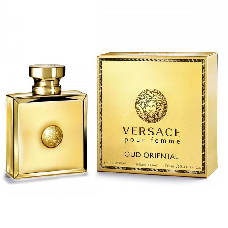 WOMENS FRAGRANCES - Versace Oud Oriental 3.4 EDP For Women