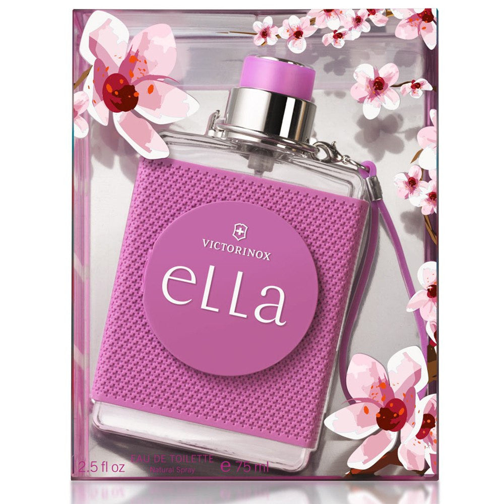 WOMENS FRAGRANCES - Victorinox Swiss Army Ella 2.5 Oz EDT For Women