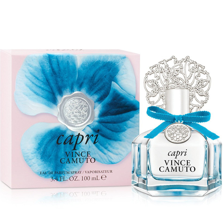 WOMENS FRAGRANCES - Vince Camuto Capri 3.4 Oz EDP For Women