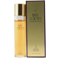 WOMENS FRAGRANCES - White Diamonds 3.4 For Women