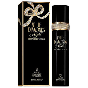WOMENS FRAGRANCES - White Diamonds Night 3.4 Oz EDT For Women