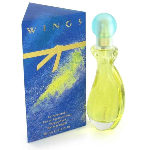 WOMENS FRAGRANCES - Wings 3.0 Oz EDT For Women