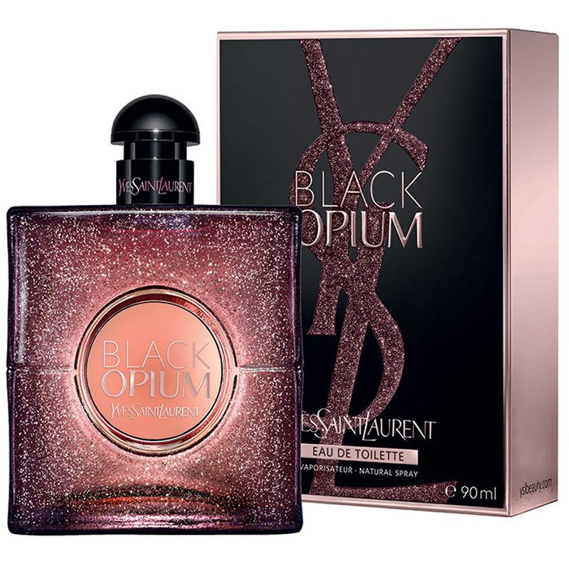 WOMENS FRAGRANCES - YSL Black Opium 3.0 Oz EDT For Women
