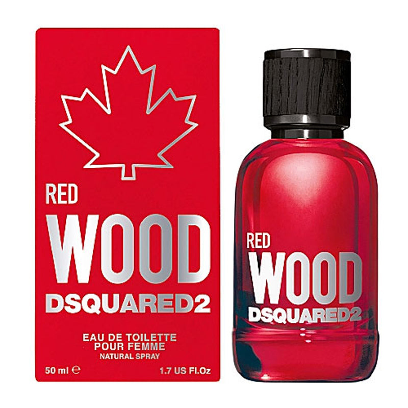 Dsquared2 Wood Red 3.4 oz for women