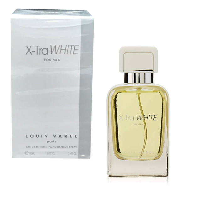 X-Tra White 3.4 oz EDT for men