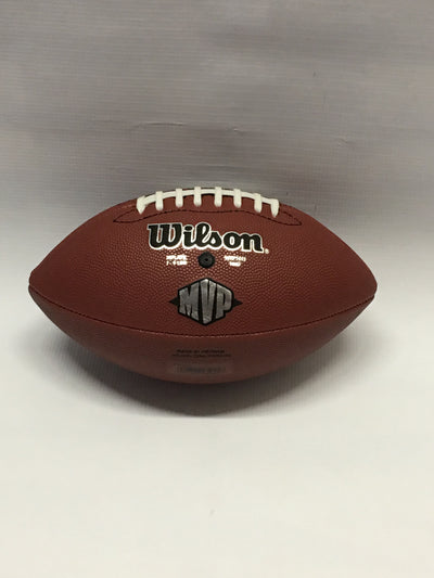 Wilson MVP Pee Wee Football (ages 6 and up)