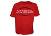 National Flag Football Logo T- Shirt