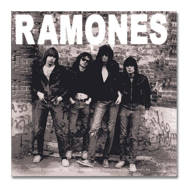 Ramones: 1st Album Sticker