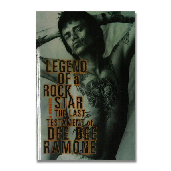 Legend Of A Rock Star: Memoir