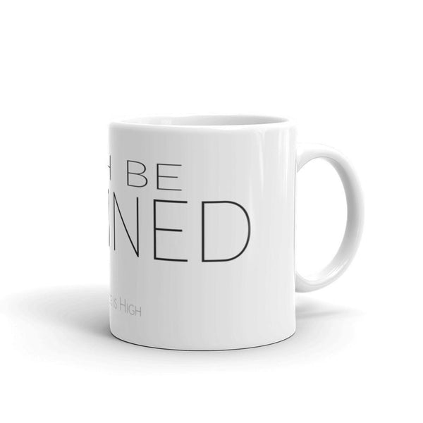 Fish Be Damned - Mug