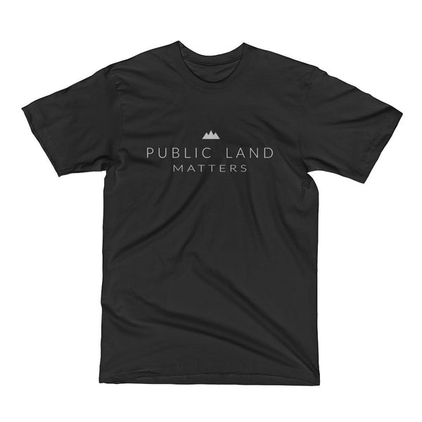 Public Land Matters - Men's T-Shirt