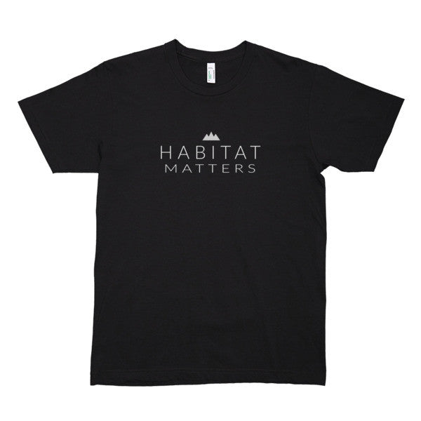 Habitat Matters - Men's Sizes