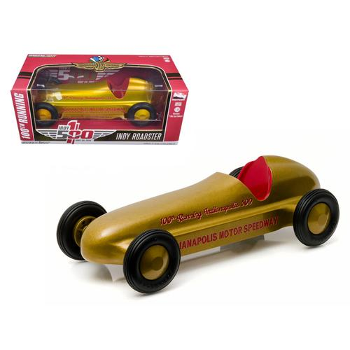 Vintage Indy Roadster 100th Running of the Indianapolis 500 Special Gold Edition