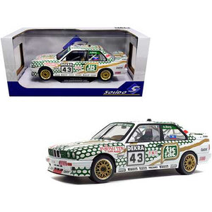 BMW E30 M3 #43 Allen Berg DTM Championship (1991) 1/18 Diecast Model Car by Solido