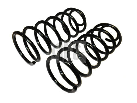 Coil Spring (Front Axle-Pair) Evolution