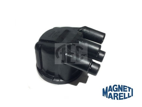 Distributor cap for Lancia Delta Integrale & Evolution (1986-1993) Brand: Magneti Marelli, O.E. Part Number: 9947326, 9944630, 9944668. ignition parts