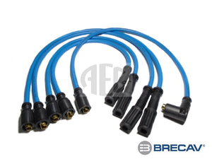 Ignition lead set performance 8mm for Lancia Delta HF 1600 Turbo. O.E. Part Number: 7652684.