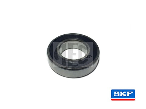Balance belt tensioner bearing, balancer belt bearing for Lancia Delta Integrale & Evolution (1986-1995) Brand: SKF, O.E. Part Number: 7541712. In diagram image no: 15