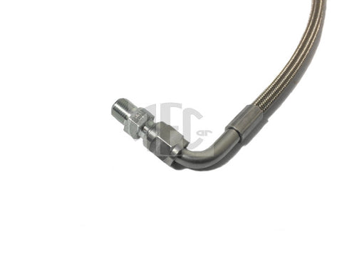Oil feed pipe turbo Lancia Delta HF Integrale & Evolution 2.0 8V 16V 1987-1995 OE part number 7768919, 7692266, 7642972, 7638694