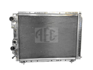 Aluminium radiator for Lancia Delta HF Integrale & Evolution (1987-1995) O.E. Part Number: 82440378.
