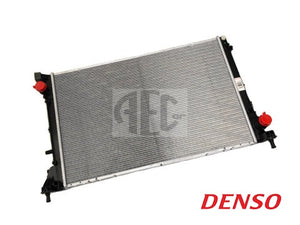 Aluminium radiator Abarth 500 595 695. O.E. Part Number: 51897491 51934451.