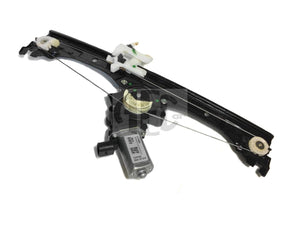 Front window regulator motor electric window O/S right for Abarth 500 595 695 2008-2015, O.E. Part Number:  51889362, 51785413, 51824038, 51876267, 51986093