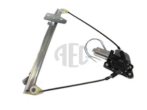 Front window regulator motor electric window O/S right for Lancia Delta 1600 GT IE & 1600 HF Turbo (1986-1992) O.E. Part Number: 82379538