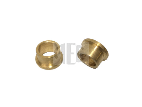 Bush set for rear brake bias compensator valve Lancia Delta 1600 HF Turbo IE (1986-1992) O.E. Part Number: 82358718. In diagram image no: 7. Set of 2 x bushes reproduced in bronze