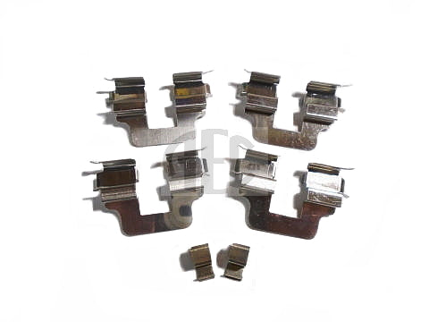 Accessory Kit (Rear Brake Pads) Abarth 500