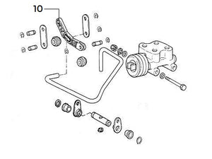 Rocker Arm (Brake Bias Compensator) Integrale