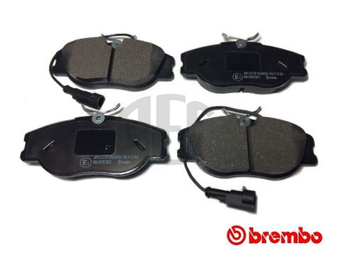 Brake Pad Set (Front) Integrale