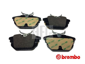 Brake Pad Set Rear | Alfa Romeo 155 Q4