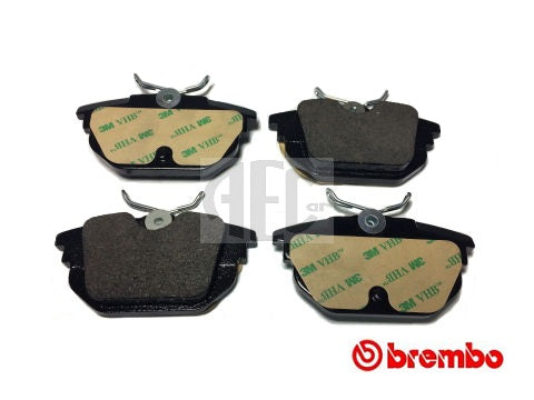 Brake Pad Set (Rear) Alfa Romeo 155 Q4