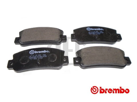 Brake Pad Set (Rear) Delta HF
