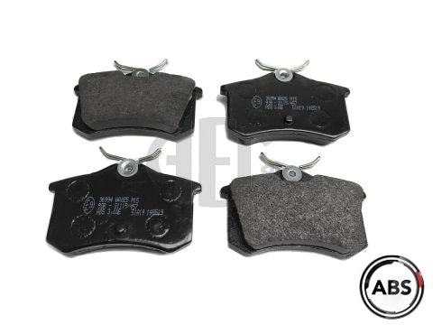 Brake Pad Set (Rear) Evolution