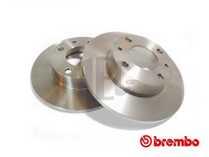 Brake Disc (Rear-Axle Pair) Integrale