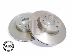 Brake Disc Front-Axle Pair | HF 4WD 2.0 8V