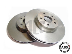 Brake Disc Front-Axle Pair | Evolution