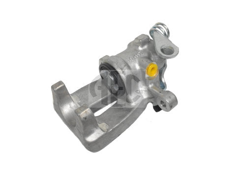 Left rear brake caliper for Abarth 500 - 500C (2008-2015) brand new brake caliper, sold with no old core surcharge, no need for return of your old unit. O.E. Part Number: 77365748 77365750